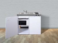 Miniküche Kitchenline MKM 100 - Mit Mikrowelle