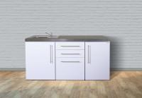 Miniküche Premiumline MP 170 - Mit Kühlschrank