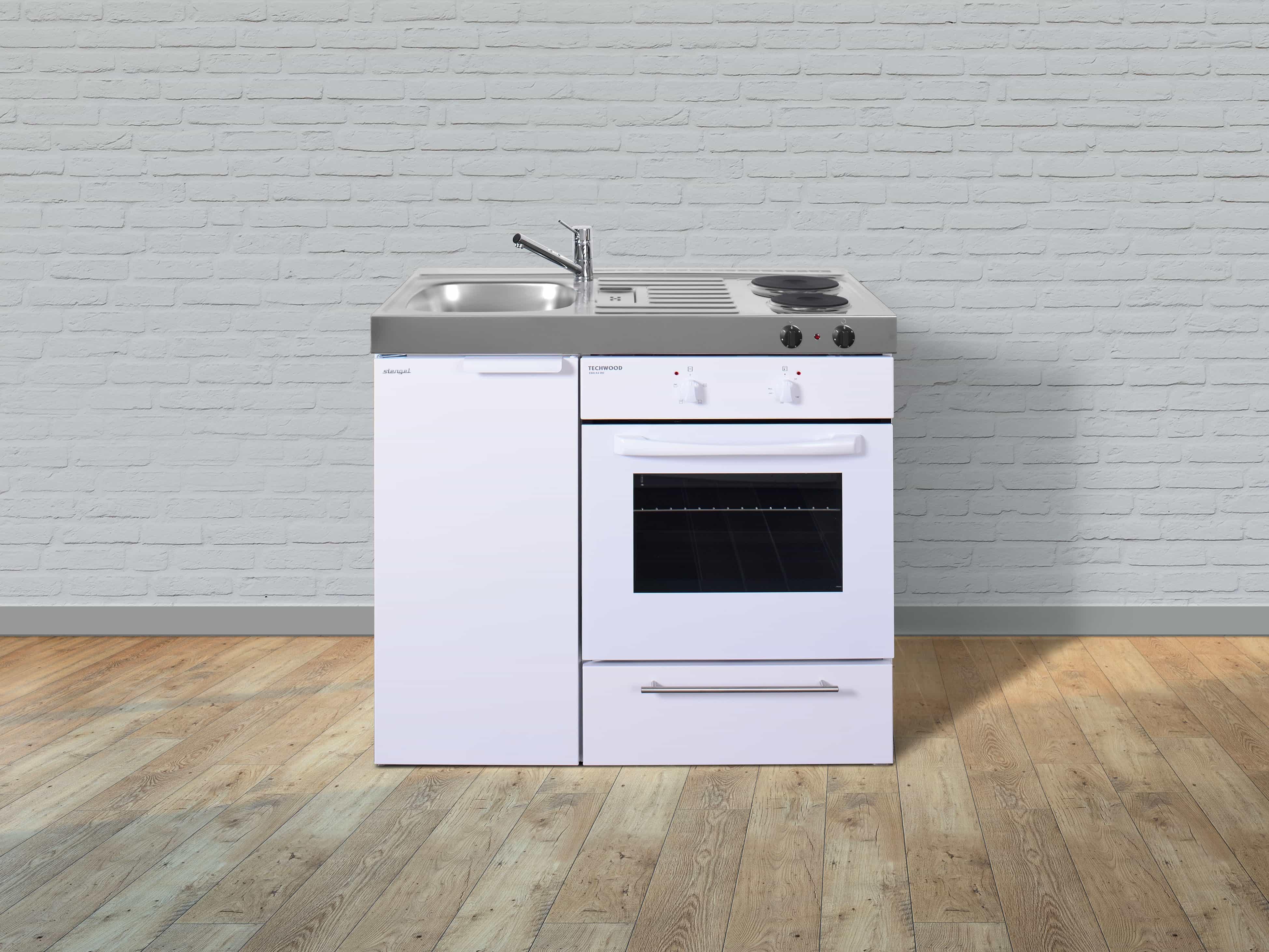Miniküche Mit Kühlschrank Und Geschirrspüler : Miniküchen singleküchen günstig kaufen miniküchen online