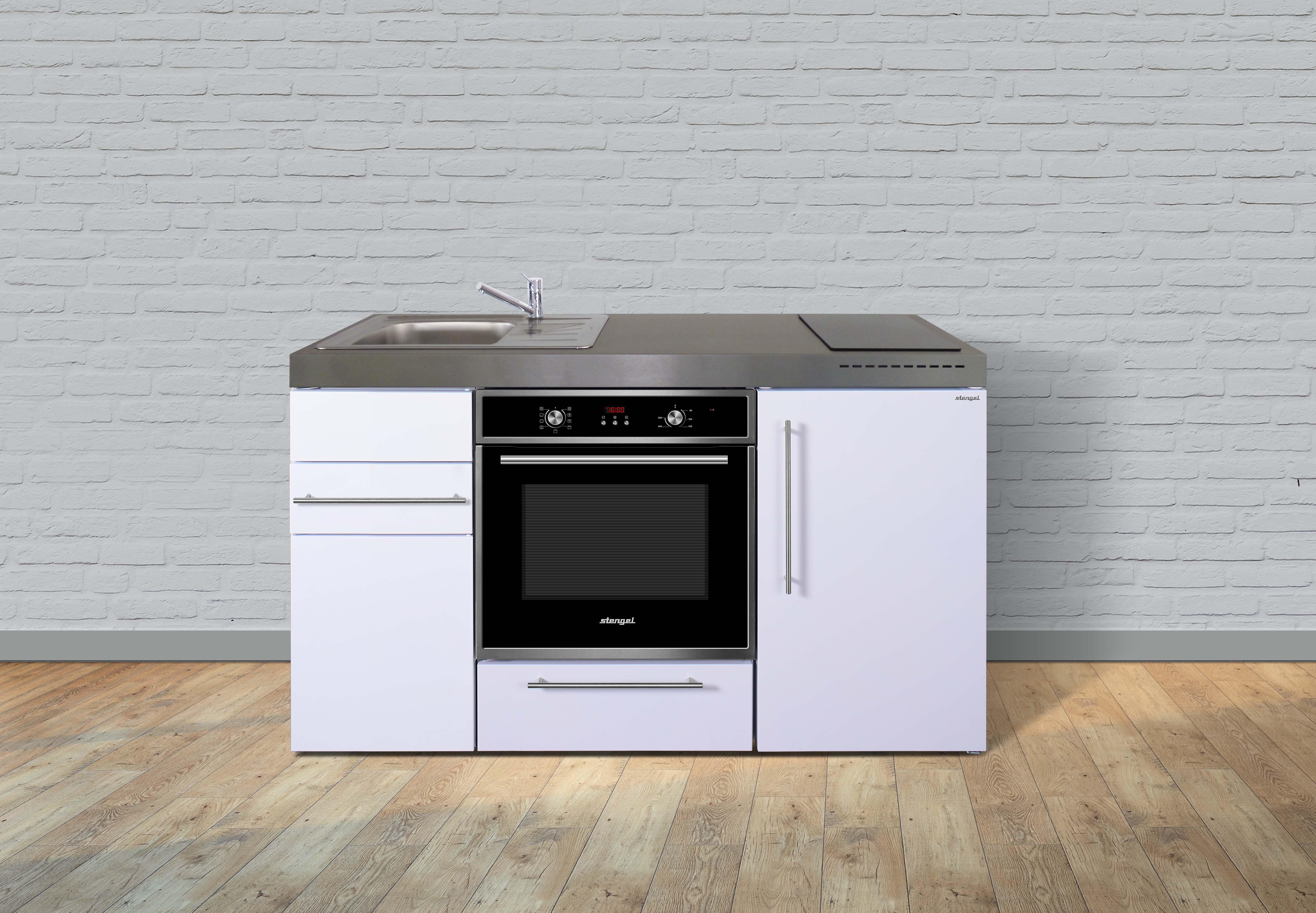 Miniküche Mit Kühlschrank Kaufen : Miniküche mit kühlschrank günstig kaufen bei miniküchen online