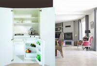 Schrankküche SK Basic 100 Holz