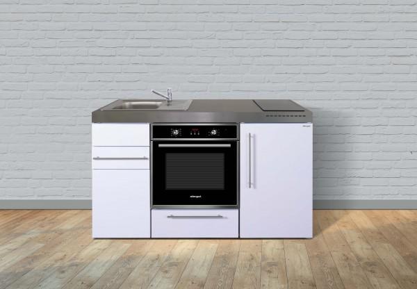 Miniküche Premiumline MPB 150 - Mit Backofen & Kühlschrank