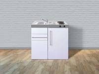 Miniküche Premiumline MP 90  - Mit Kühlschrank
