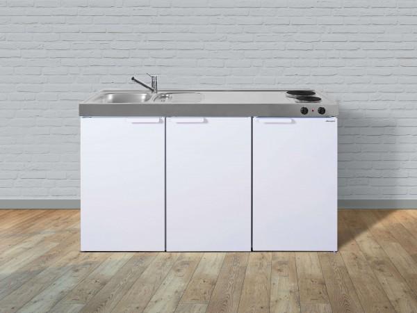 Miniküche Kitchenline MK 150 - Mit Kühlschrank