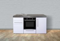 Miniküche Premiumline MPB 160 - Mit Backofen & Kühlschrank