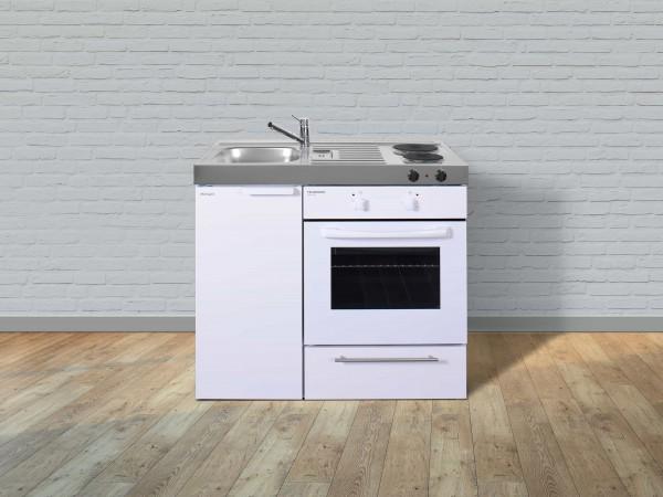 Miniküche Kitchenline MKB 100 - Mit Backofen