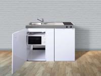 Miniküche Kitchenline MKM 120 - Mit Mikrowelle & Kühlschrank